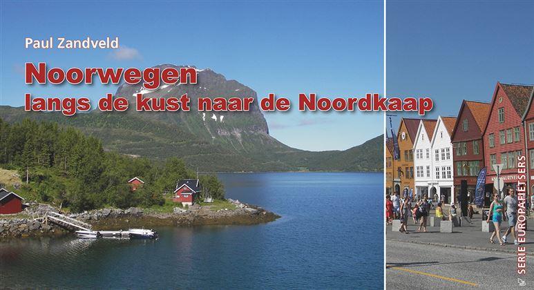 Cover Noorwegen - Langs de kust naar de Noordkaap